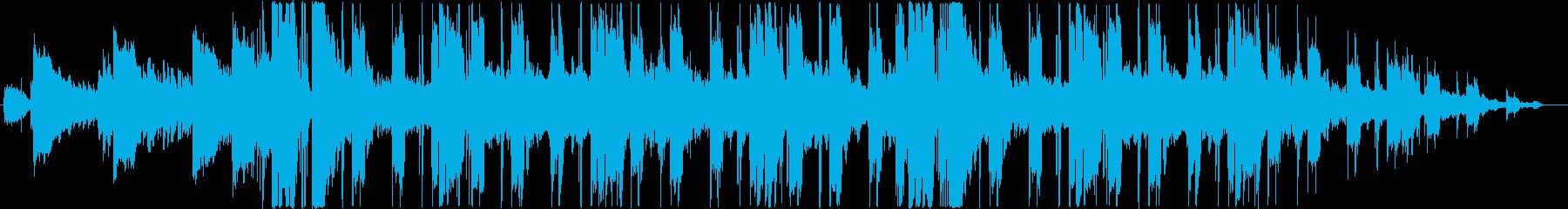 コード、情報発表。ヒロイック、パワ...の再生済みの波形