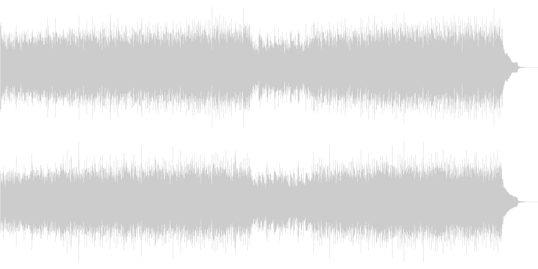 [Drums removed] Up-tempo and refreshing for corporation's unreproduced waveform