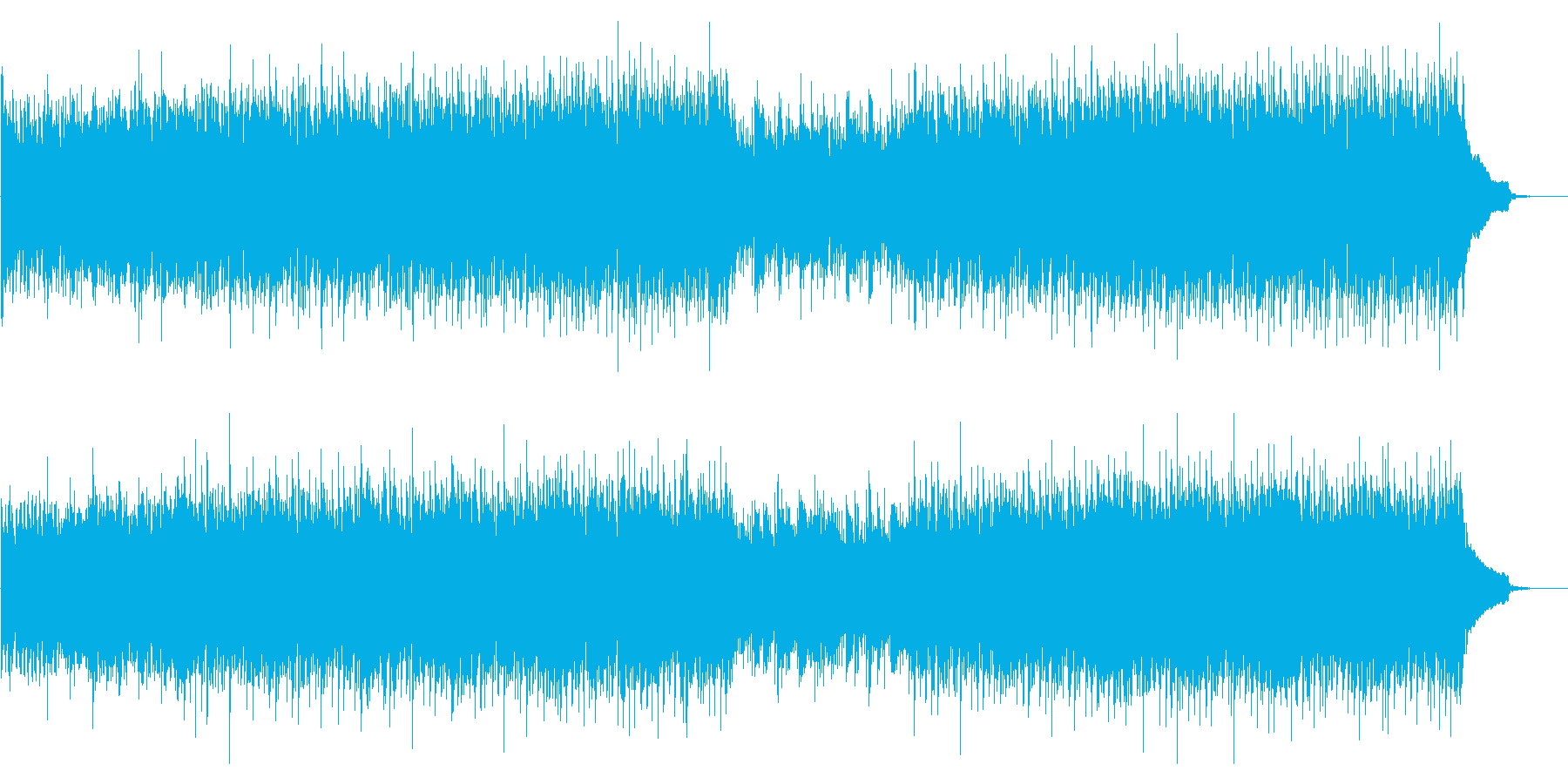 [Drums removed] Up-tempo and refreshing for corporation's reproduced waveform
