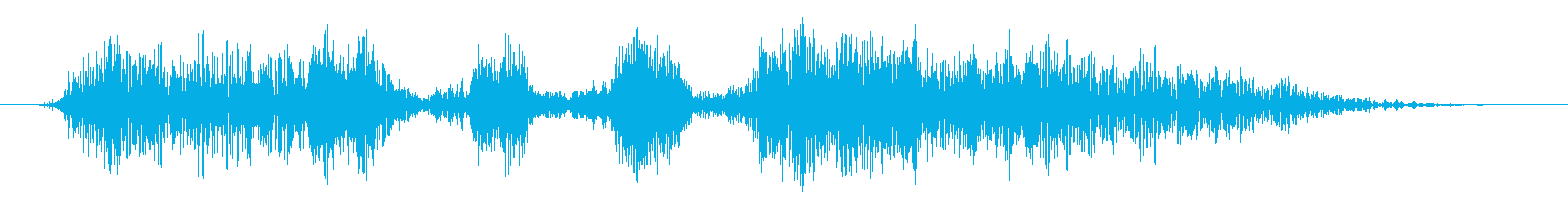 スライム モンスター ゲーム 登場時の再生済みの波形
