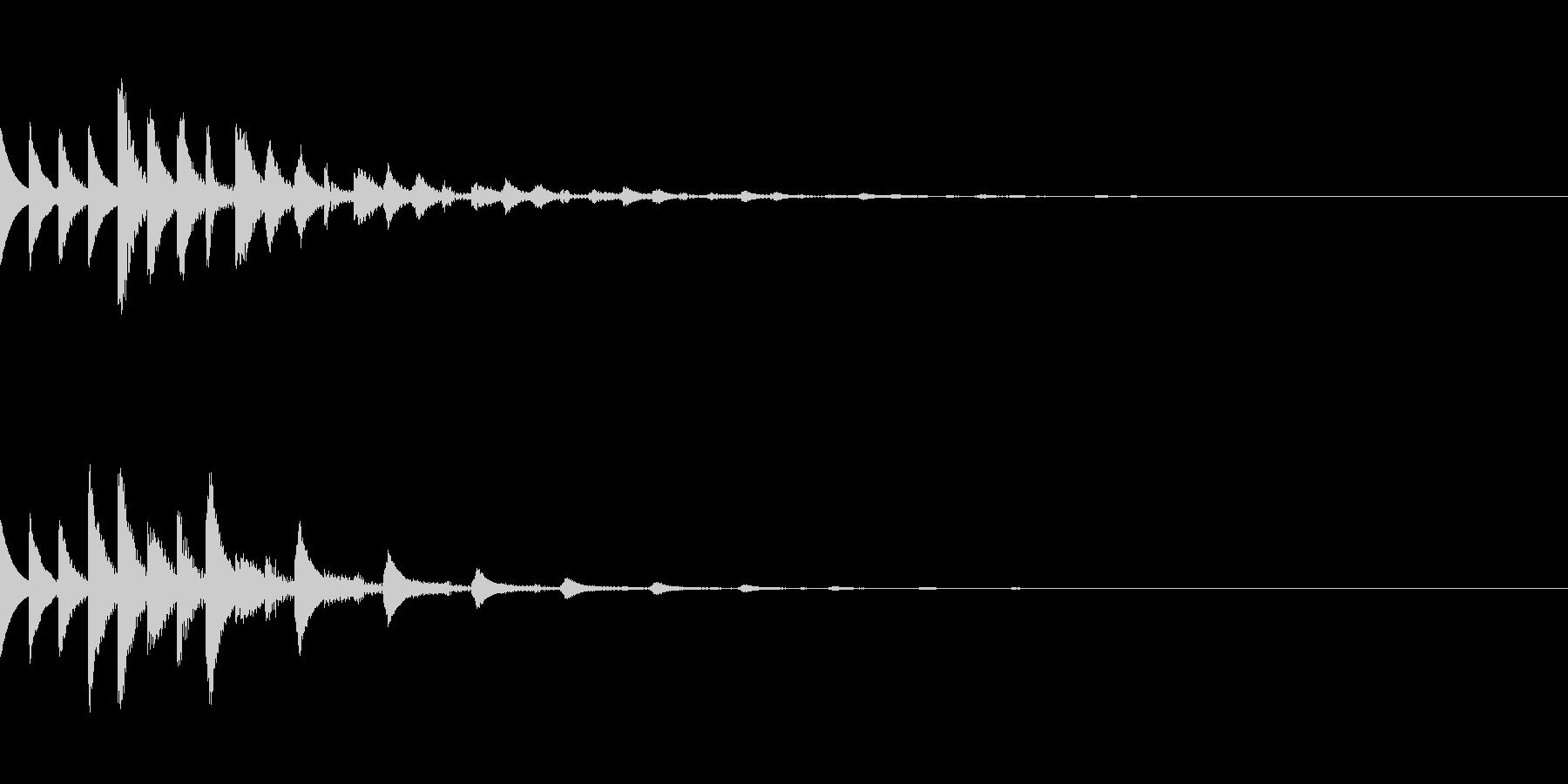 ピロロロ(テクノ宇宙/癒し系/綺麗/回復の未再生の波形