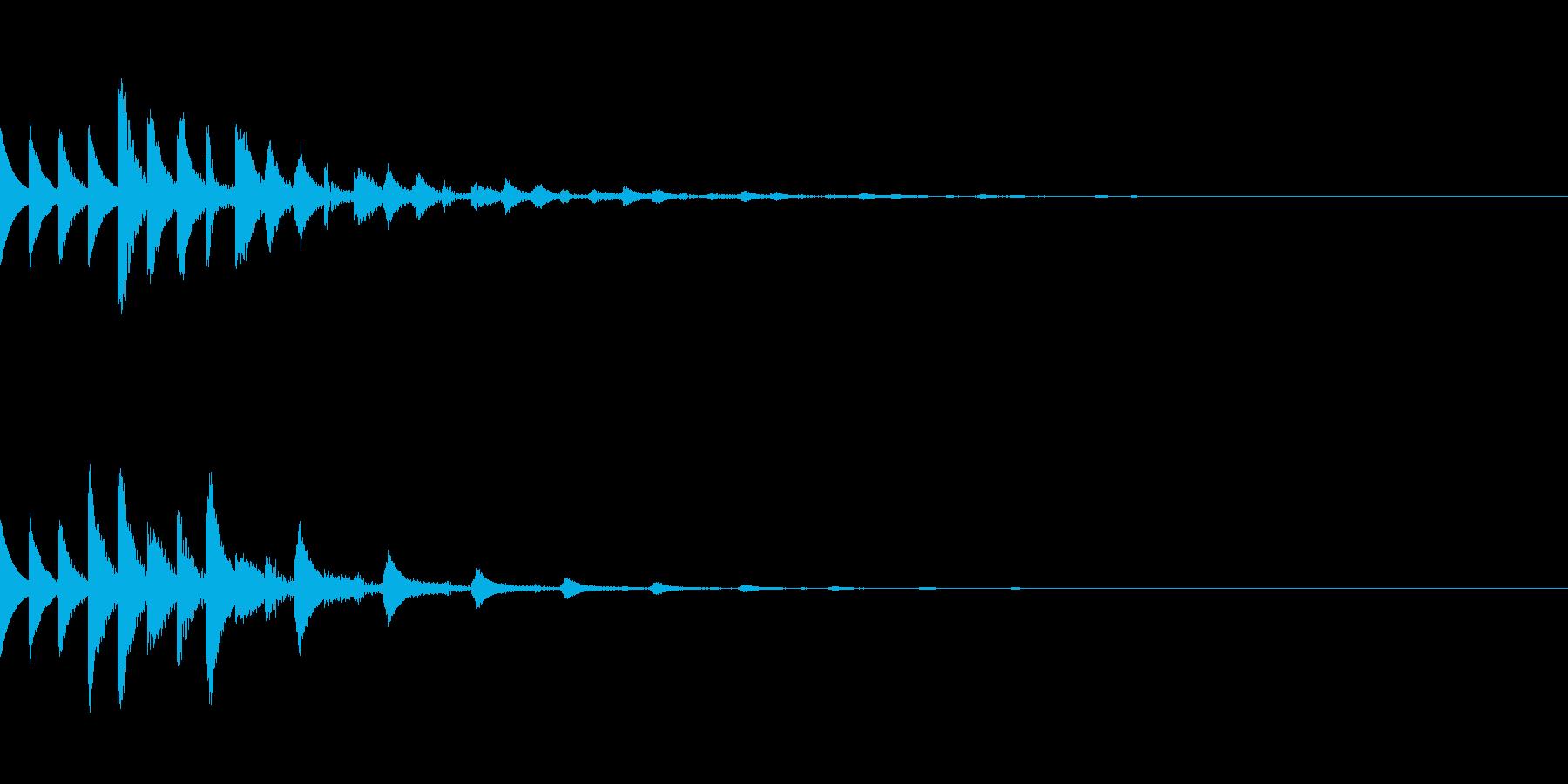 ピロロロ(テクノ宇宙/癒し系/綺麗/回復の再生済みの波形