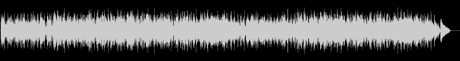 ジャズ風の優雅なBGM(フルサイズ)の未再生の波形