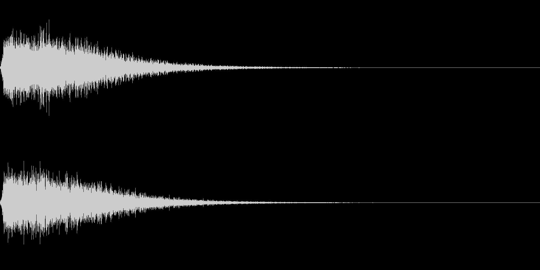 Dark_Attack-24の未再生の波形