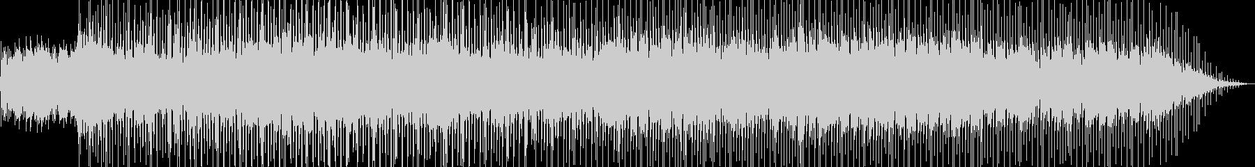 真夏のヒマワリがよく似合うロックの未再生の波形