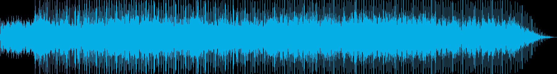 真夏のヒマワリがよく似合うロックの再生済みの波形