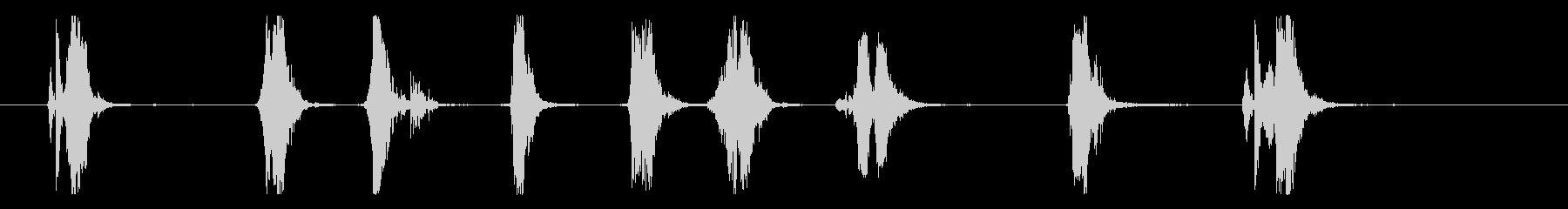 ソードファイト;メタルブレードウー...の未再生の波形
