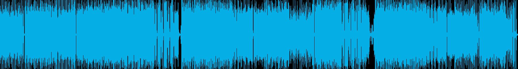 高音質♪ロックアップループ曲突っ走るの再生済みの波形
