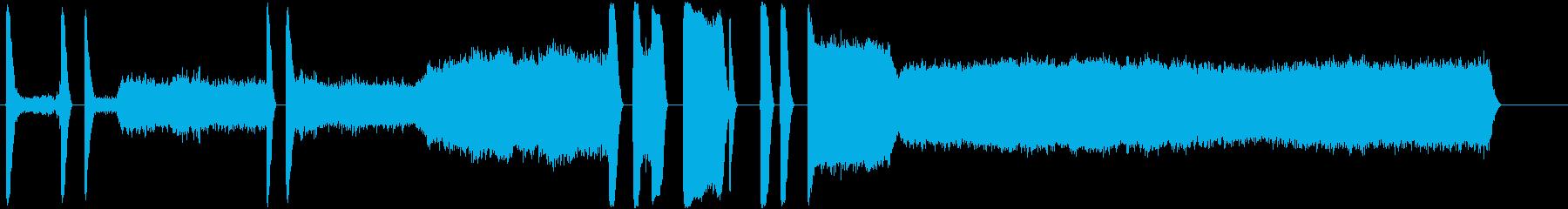 松明;アセチレン;大音量でアセチレ...の再生済みの波形