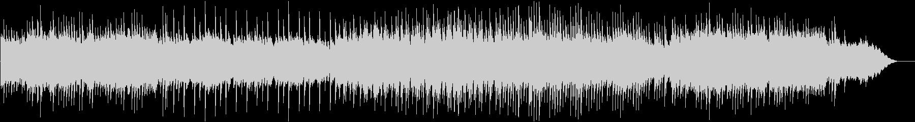 CMや映像に癒しピアノ 感動的ヒーリングの未再生の波形