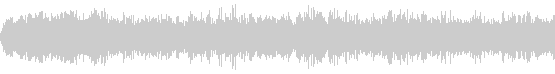 クラシカルな雰囲気のジングル(ループ)の未再生の波形