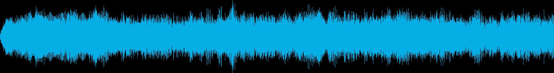 クラシカルな雰囲気のジングル(ループ)の再生済みの波形