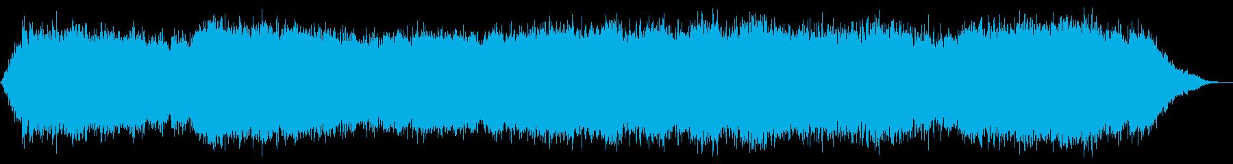 アンビエント 未来の技術 エーテル...の再生済みの波形