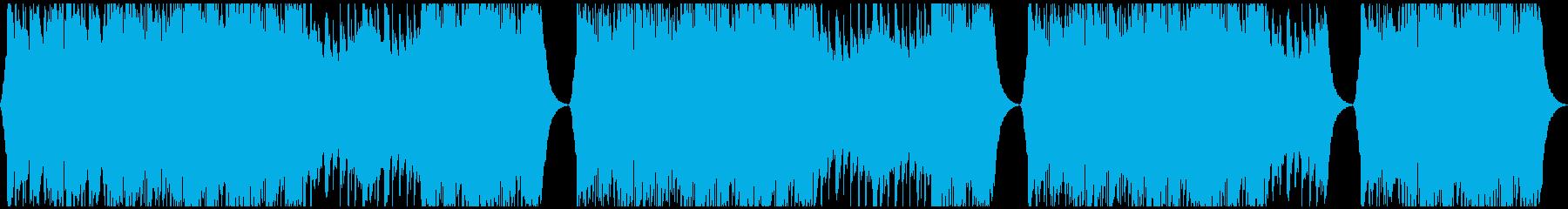 現代的 交響曲 モダン 室内楽 ゆ...の再生済みの波形