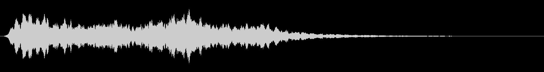 パッド エアリー合唱団01の未再生の波形