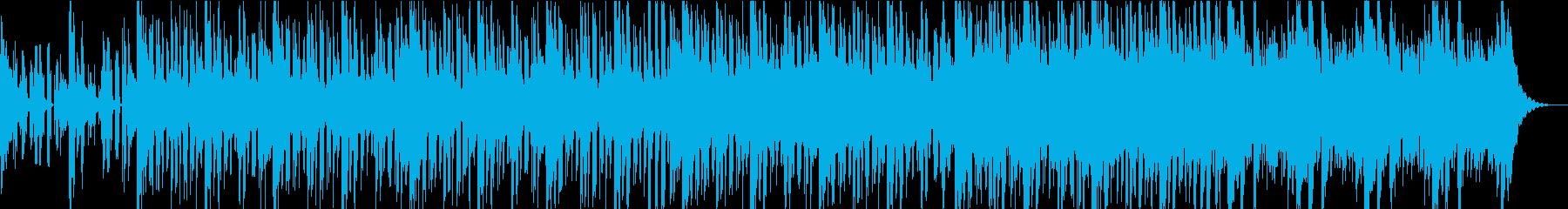 ハイテンション&スピーディなダンスバトルの再生済みの波形