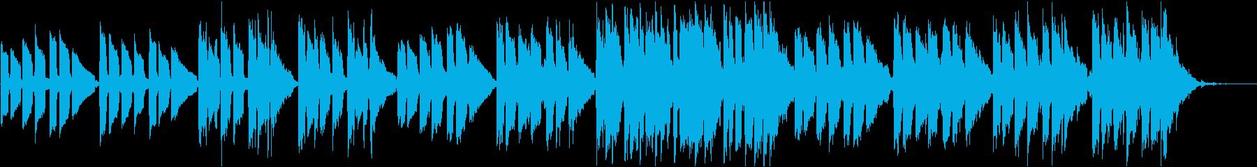 実験的 ロック ポストロック アン...の再生済みの波形