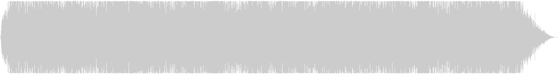 イメージ 地獄の声08の未再生の波形