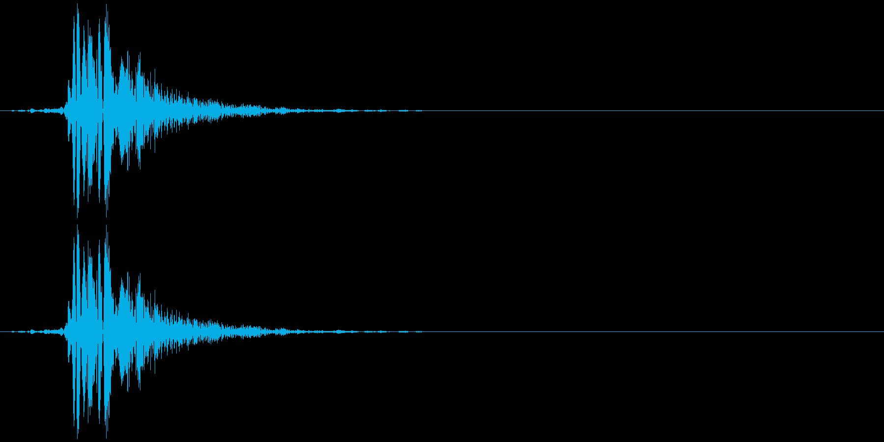 ゴム風船スナップ;ヴィンテージ録音...の再生済みの波形