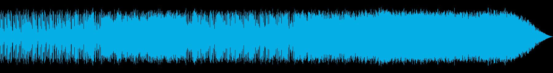 Mirageの再生済みの波形