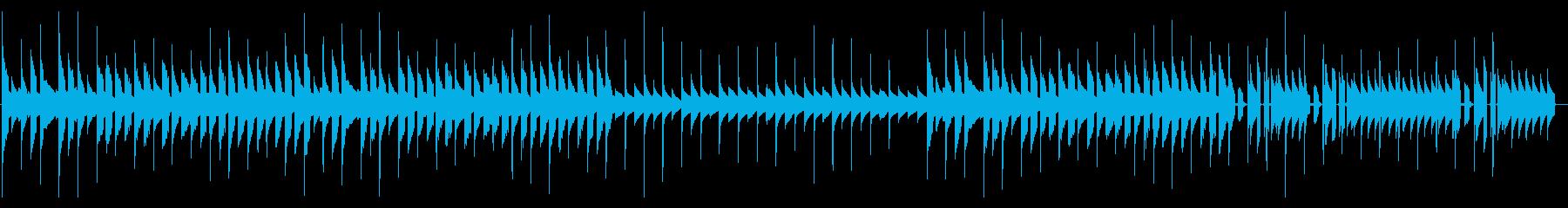 チープ、ミニゲーム、タイトル画面の再生済みの波形