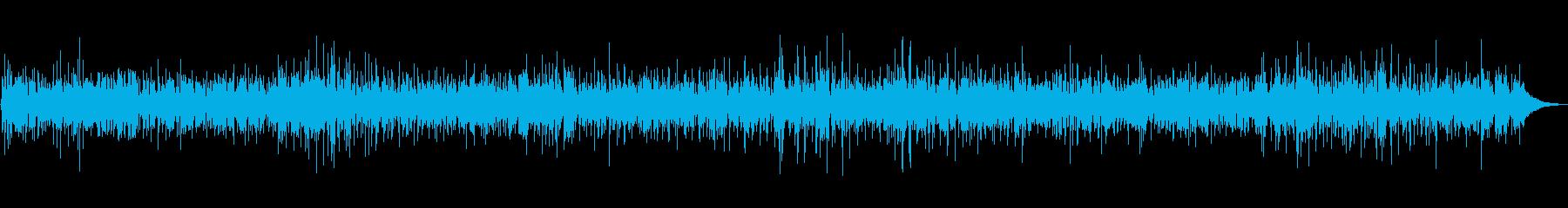 JAZZ|おしゃれなムード・ギターBGMの再生済みの波形