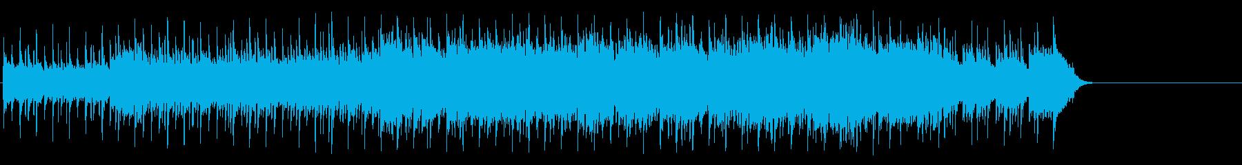 楽しく軽快なポップ(イントロ~A~サ…)の再生済みの波形