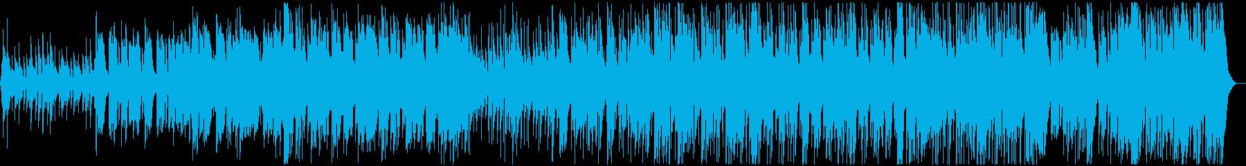 透明感のある切ない曲。アコーステック系。の再生済みの波形