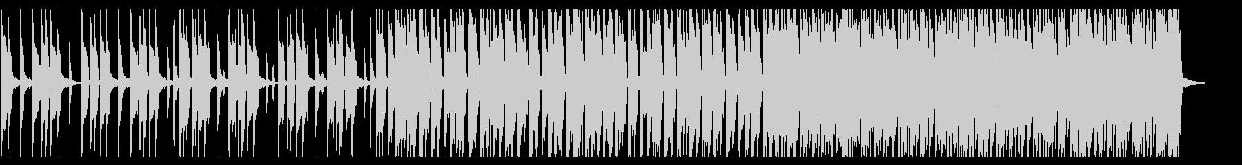 コミカルで賑やかなハウス_No419_2の未再生の波形