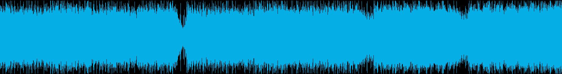 【ループBGM】白翼のシンフォニックメの再生済みの波形