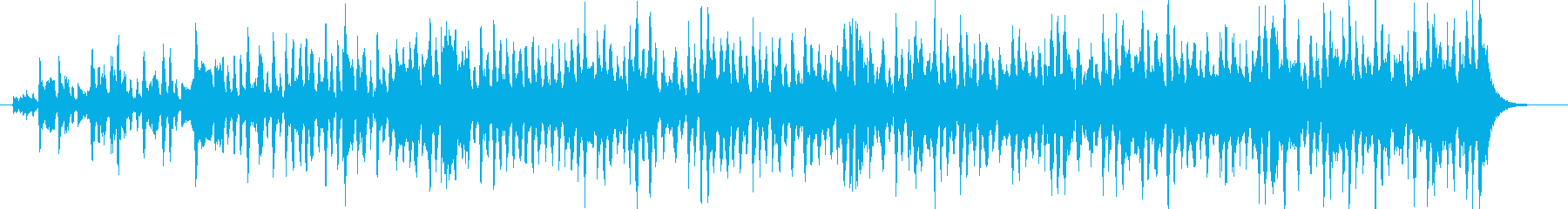 不思議な雰囲気漂うクラシックアンサンブルの再生済みの波形