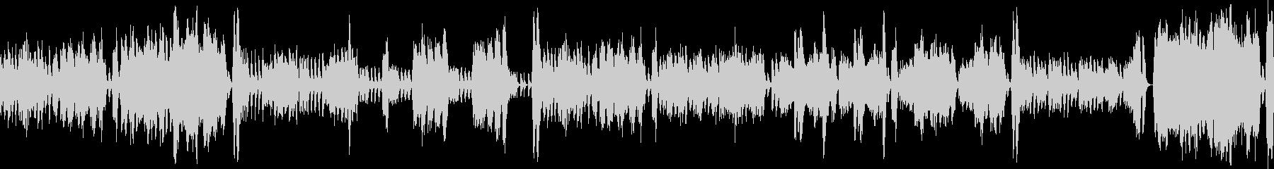 オーケストラ・コミカルな場面・ループ仕様の未再生の波形