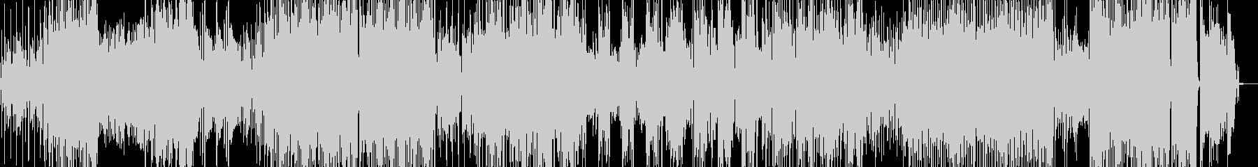 手品・マジックに適したジャズ…01:35の未再生の波形