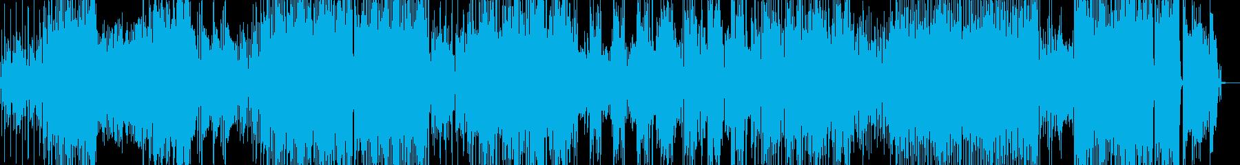 手品・マジックに適したジャズ…01:35の再生済みの波形