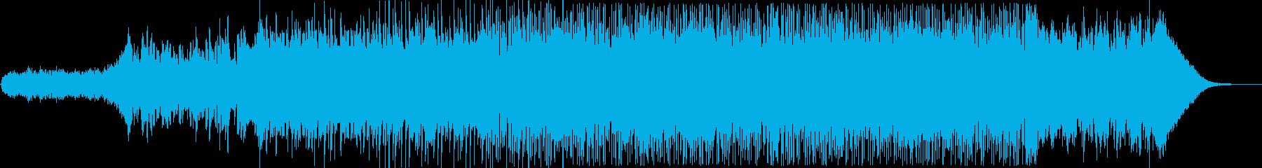 和風VP系5、琴ハウス、高揚感、美しいBの再生済みの波形