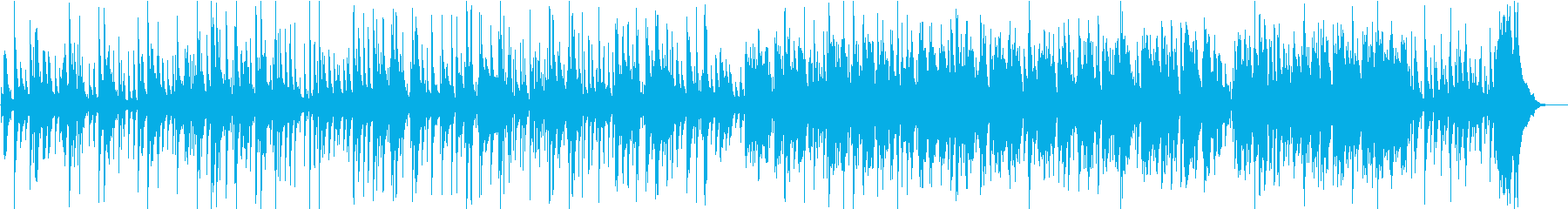 深夜に聴きたいシンプルなスロージャズの再生済みの波形