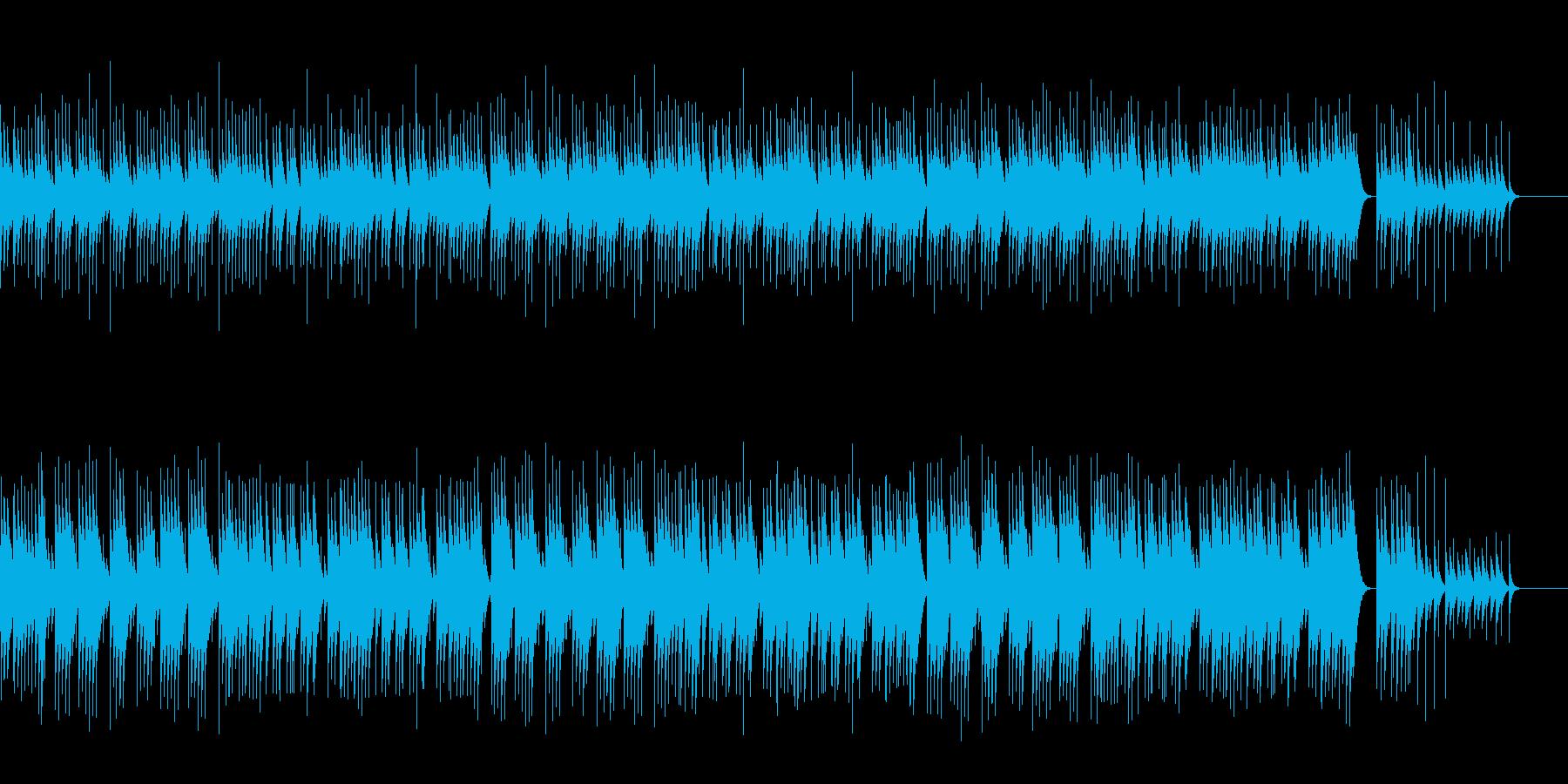 【オルゴール】ジングルベル/クリスマスの再生済みの波形