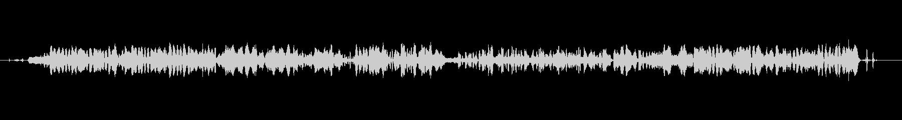 CALLIOPE、MUSIC FX...の未再生の波形