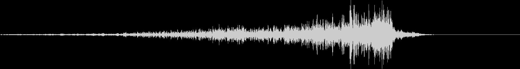 192_リバース6の未再生の波形
