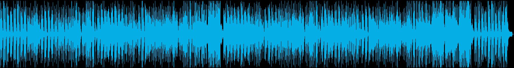 心穏やかなるピアノのソロ曲の再生済みの波形