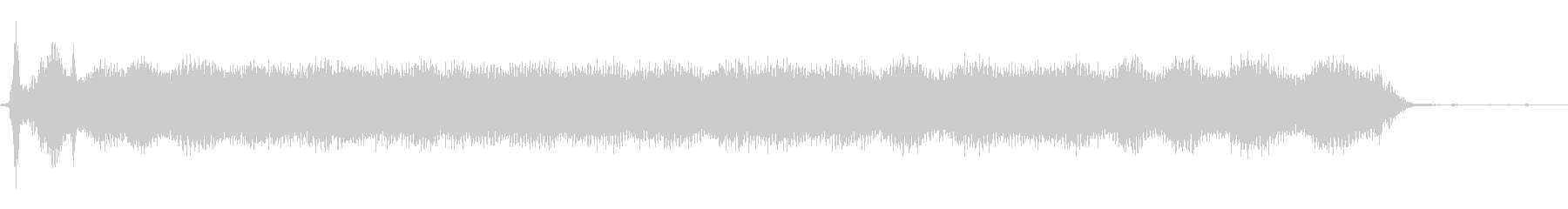 TWIN V12 TURBO 12...の未再生の波形