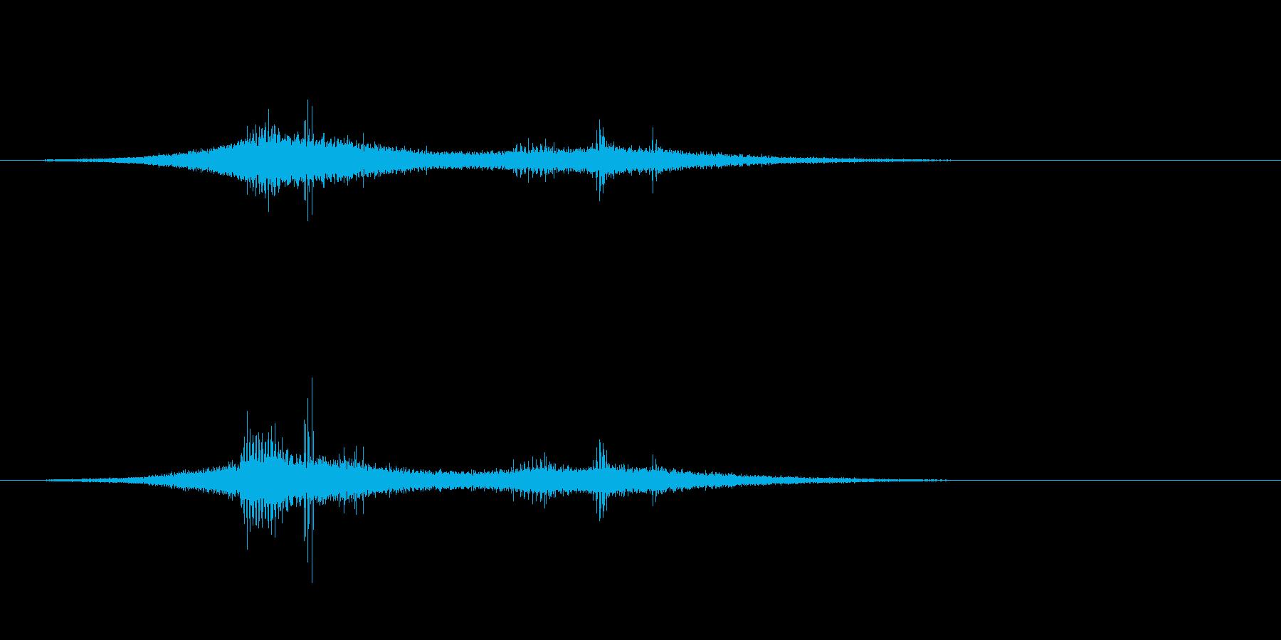 フライングフィメールゴースト2-ホ...の再生済みの波形