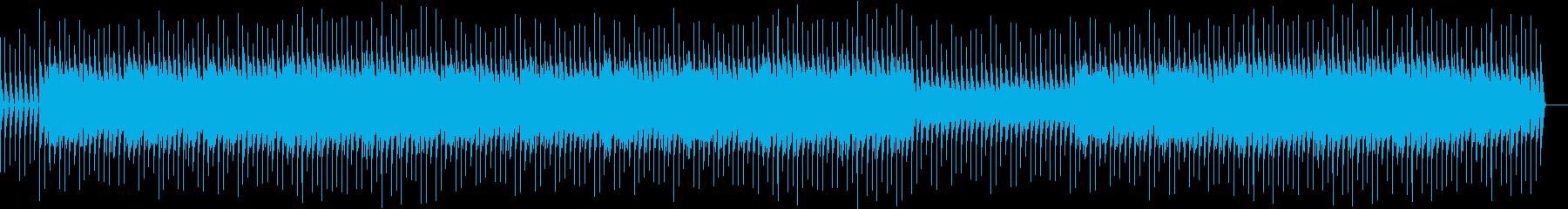 ジャングリーロックの歌は、アンビエ...の再生済みの波形