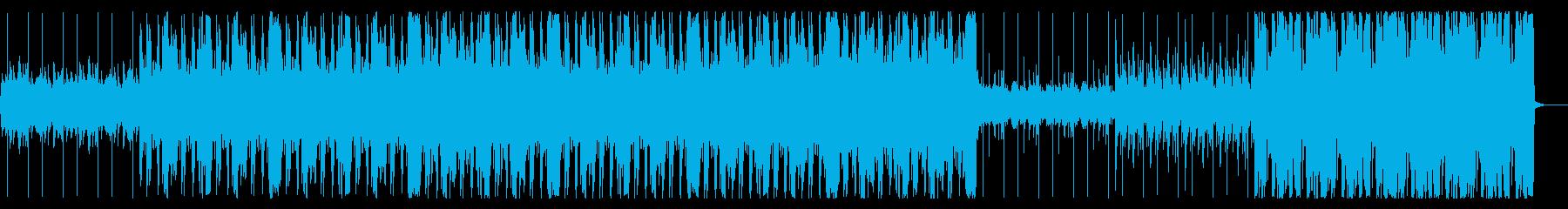 Electronica/Dark/Ambの再生済みの波形