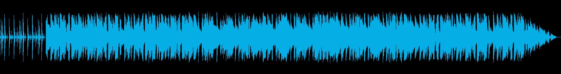 このインストゥルメンタルは、まるで...の再生済みの波形