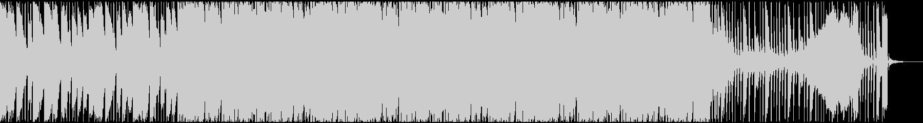 【フューチャーベース】ロング5の未再生の波形