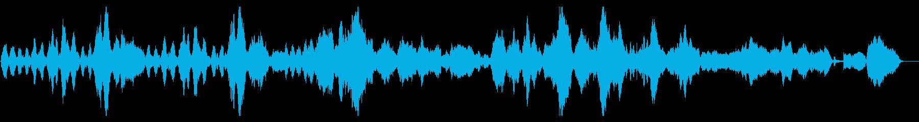 『愛の挨拶』1stVin 抜きオケの再生済みの波形