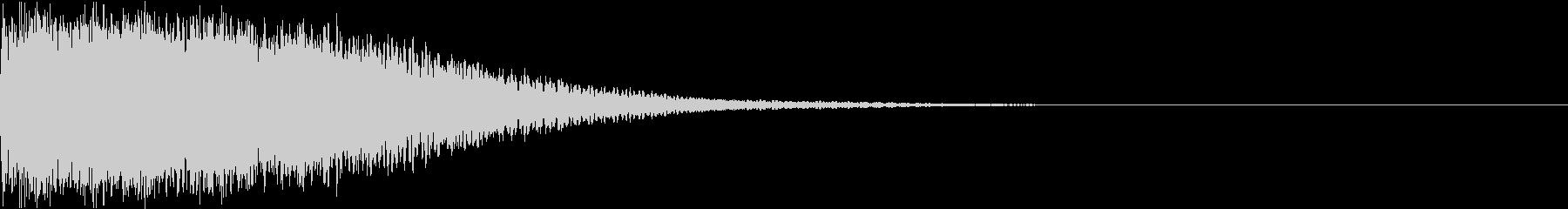 攻撃 スマッシュ シャキーン 魔法 02の未再生の波形