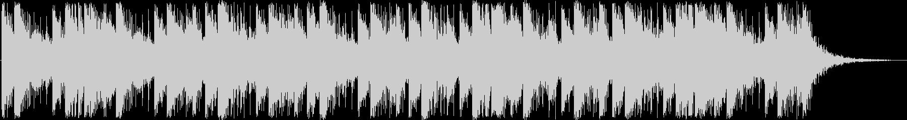 BGM_ロボットバトルの未再生の波形