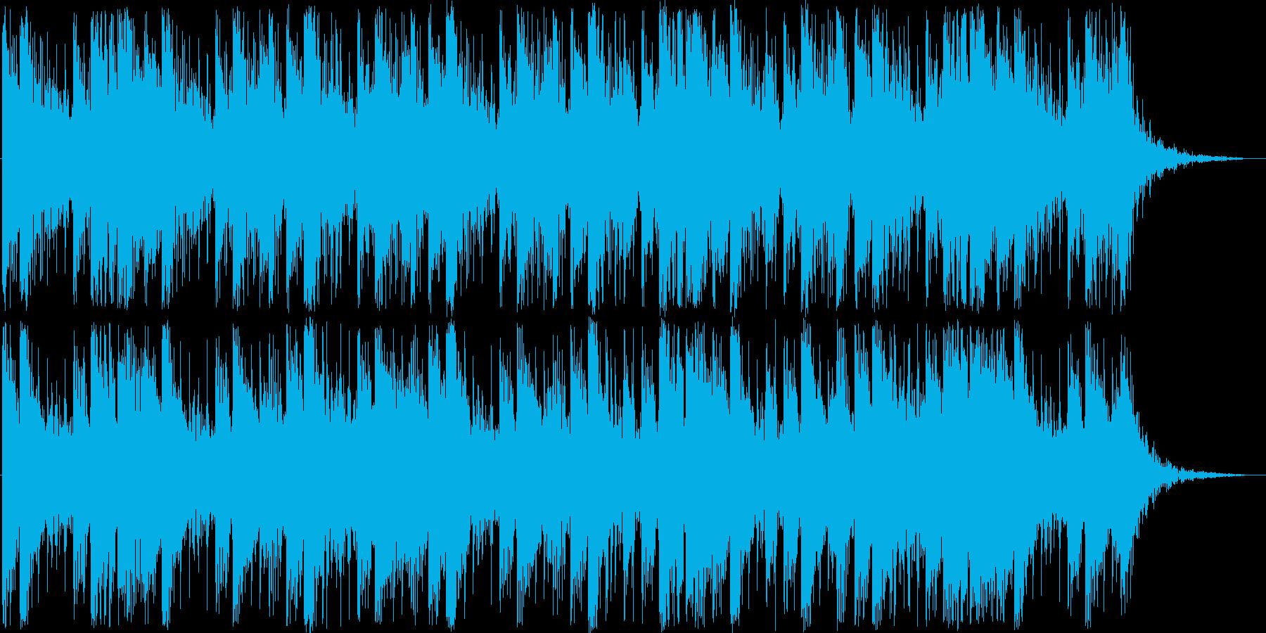 BGM_ロボットバトルの再生済みの波形